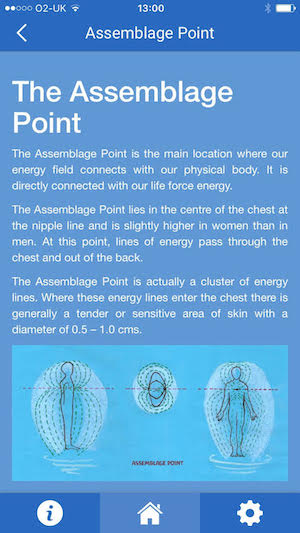 H2O App Assemblage Points